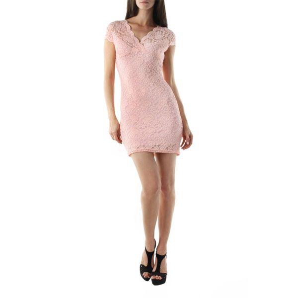 Dámské šaty fifilles de paris lux růžové