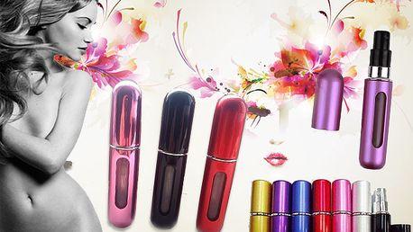 Stylové flakóny na parfém