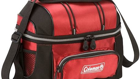 Chladící taška Coleman Can Cooler 6 s plastovou vložkou o objemu 2 litry. Ideální na piknik a výlety!