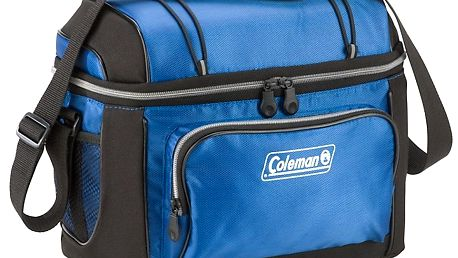 Chladící taška Coleman Can Cooler 9 s plastovou vložkou o objemu 3 litry. Ideální na piknik a na pláž