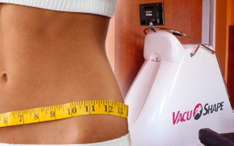 Skvělých 469 Kč za 5 vstupů na cvičení ve VACUSHAPE + rozehřátí na Bodyrollu či Vibrogymu.