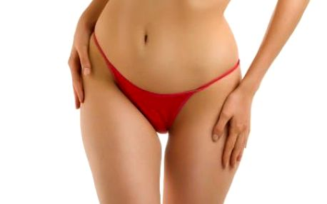 Brazilská vosková depilace intimních partií se slevou 60 %