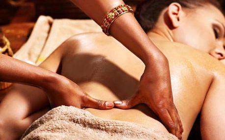 75 minutová Ajurvédská masáž celého těla pro harmo...