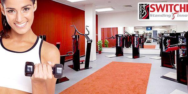 Neomezené vstupy na fitness program Switching®