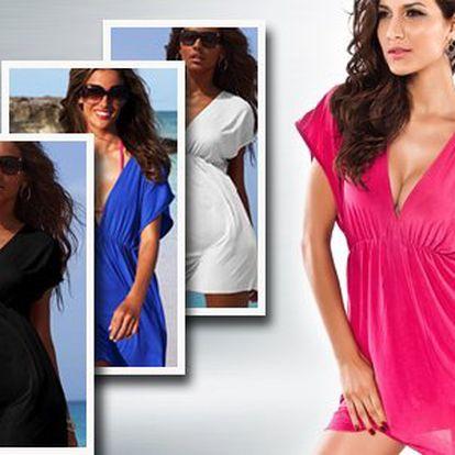 Krásné módní plážové šaty v různých barvách včetně doručení!