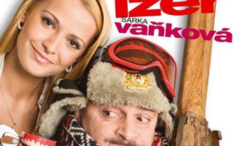 Zábavná megashow Zdeňka Izera a Šárky Vaňkové v Bobycentru - Turné čtyř můstků.