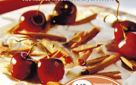 Čokoláda - stačí otevřít knihu a vyhledat v ní vhodný recept!