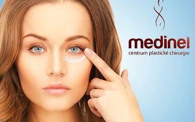 Operace očních víček s konzultací i pooperační péčí!