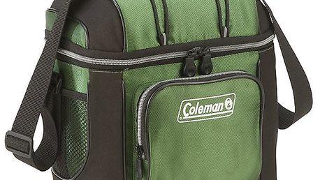 Coleman Can Cooler 12 s plastovou vložkou o objemu 4,25 litry. Ideální na piknik nebo na výlety