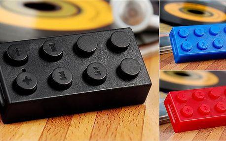 MP3 přehrávač ve tvaru stavebnice na microSD - 4 barvy a poštovné ZDARMA! - 204