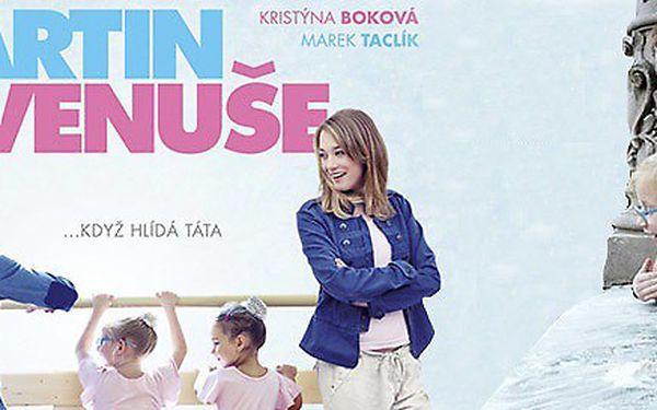 Česká komedie MARTIN a VENUŠE v kine Lucerna Brno