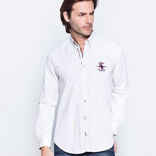 Bílá košile Compass