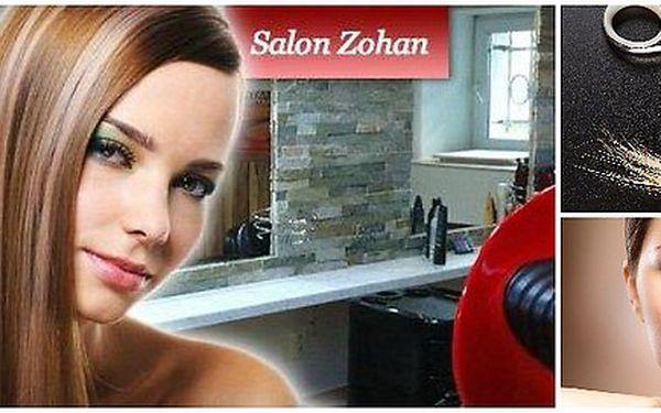 Dámský kadeřnický balíček- barvení, mytí, regenerace, stříhání, foukání, styling