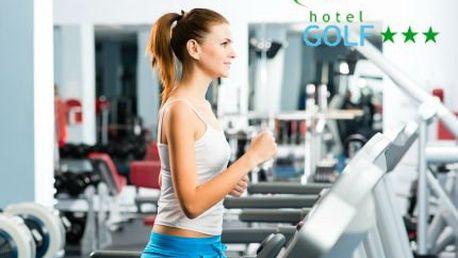 Permanentka do privátního fitness: 10x 45 minut cvičení!
