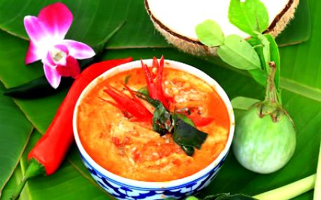 3hodinový kurz Thajské kuchyně s 57% slevou!