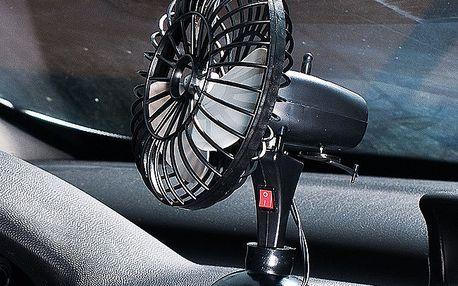 Ventilátor do auta 12V