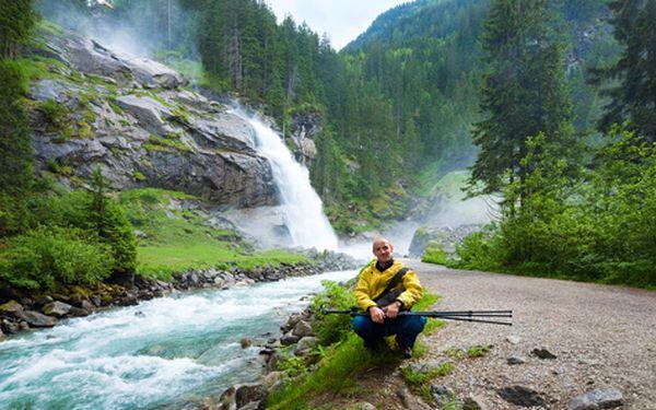 Jednodenní zájezd ke Krimmelským vodopádům - nejvyšším v Evropě
