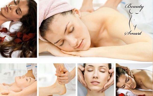 60 minutová masáž dle výběru od 210 Kč!!!