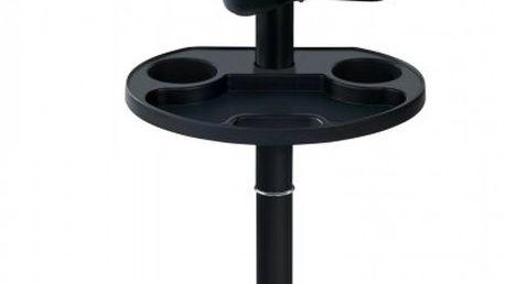 Elektrický stojanový a stolní gril 2v1 Sencor SBG 7003SL ve stříbrné barvě