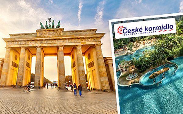 Jeden den v Berlíně, druhý den v Tropical Island