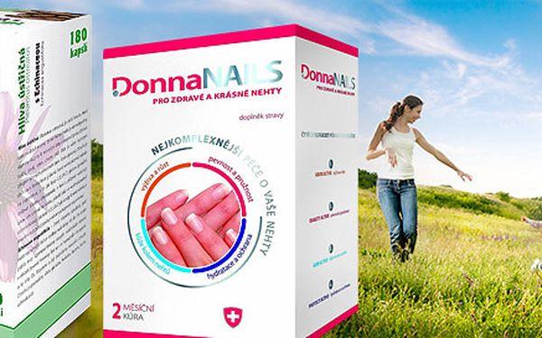 Kvalitní výživové doplňky a vitamíny