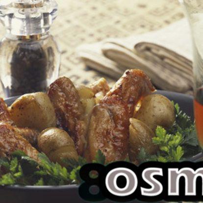 1 Kg kuřecí mix 8OSMA speciál za 149 Kč! Ideální PRO DVĚ OSOBY!