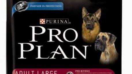 Kompletní výživa a ochrana pro dospělé psy Purina Pro Plan Dog Adult Large Athletic 14+2,5 kg