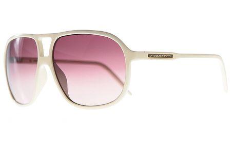 Dámské sluneční brýle Benetton bílé