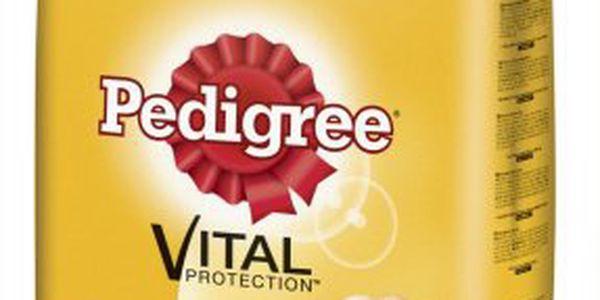 Kompletní krmivo pro dospělé psy Pedigree Adult s hovězím a drůbežím masem 15 kg