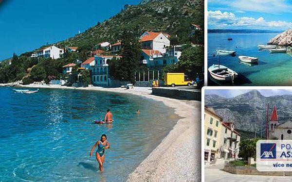 Přijeďte a užijte si dovolenou v Letovisku Tučepi / Makarská riviéra. Čeká vás odpočinek na kamínkové nebo písečné pláži, lemované borovicovým porostem, s mírným vstupem do moře a zabydlet se můžete v penzionu Ljubič nebo Biely dvor.