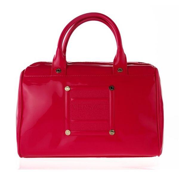 Dámská kabelka Versace fuchsiová