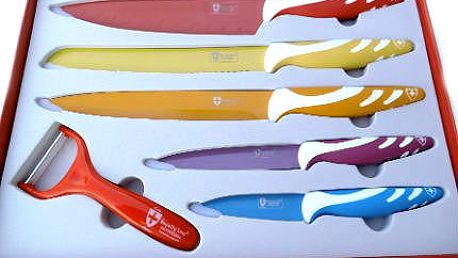 Titanové nože s keramickým povrchem se slevou 62 %