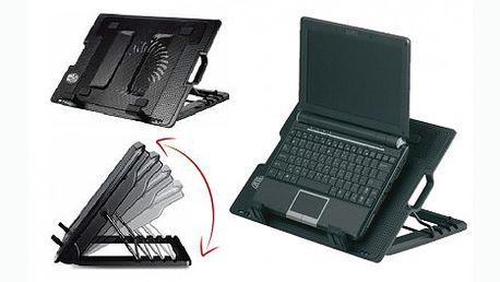 Chladící podložka pod notebook za 289 Kč. Velmi praktická pomůcka pro všechny majitele notebooků! Nejenže zvýší výkon, ale hlavně prodlouží vašemu počítači i životnost.