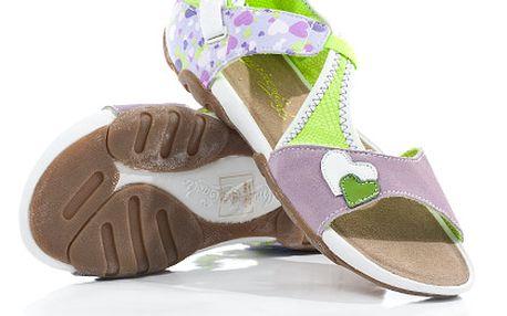 Dámské zelené sandály American Eagle