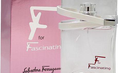 Salvatore Ferragamo F for Fascinating 90ml EDT Tester W