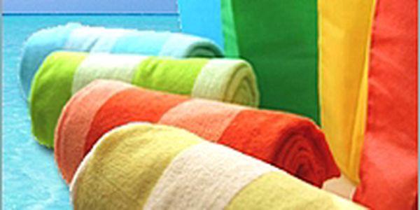 Savé ručníky z mikrovlákna