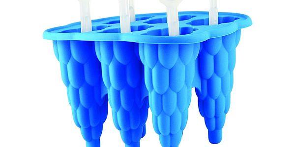 Tvarovač na nanuky, modrý