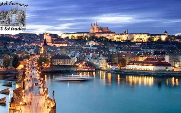 Dovolená pro rodiny s dětmi v Praze!