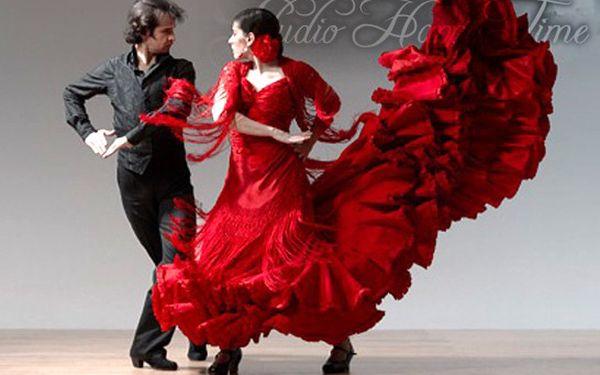 Orientální, country, irské nebo flamenco kurzy