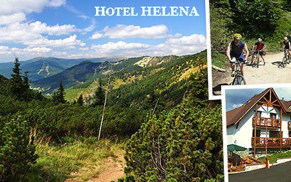 Relaxační pobyt pro dva v Hotelu Helena