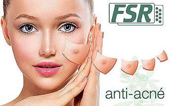 Frakční vyhlazení akné technologií FSR s penetrací séra!