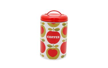 Dóza na kávu Apple Heart