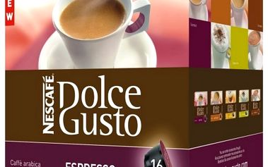 Kapsle nescafé dolce gusto espresso 16 ks