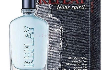 Replay Jeans Spirit toaletní voda 50ml Tester