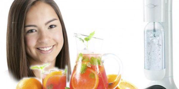 Soda Stream Wassermax jen za 890 Kč! Perlivé nápoje z běžné vody! Jen 50 ks!