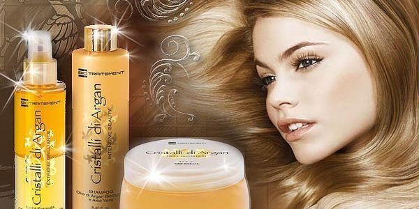 Exkluzivní vlasová kosmetika Brelil s arganem