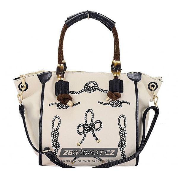Luxusní námořnická kabelka