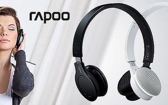 Náhlavní bezdrátová sluchátka Rapoo