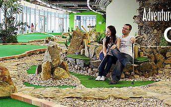 Adventure golf Praha s.r.o