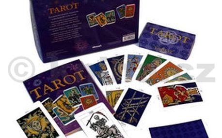 Tarot s exkluzivními kartami Velkých a Malých arkán